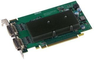Matrox M9125 512MB (2xDVI, PCI-E)