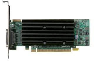Matrox M9140 512MB (4xDVI, PCI-E, low profile)