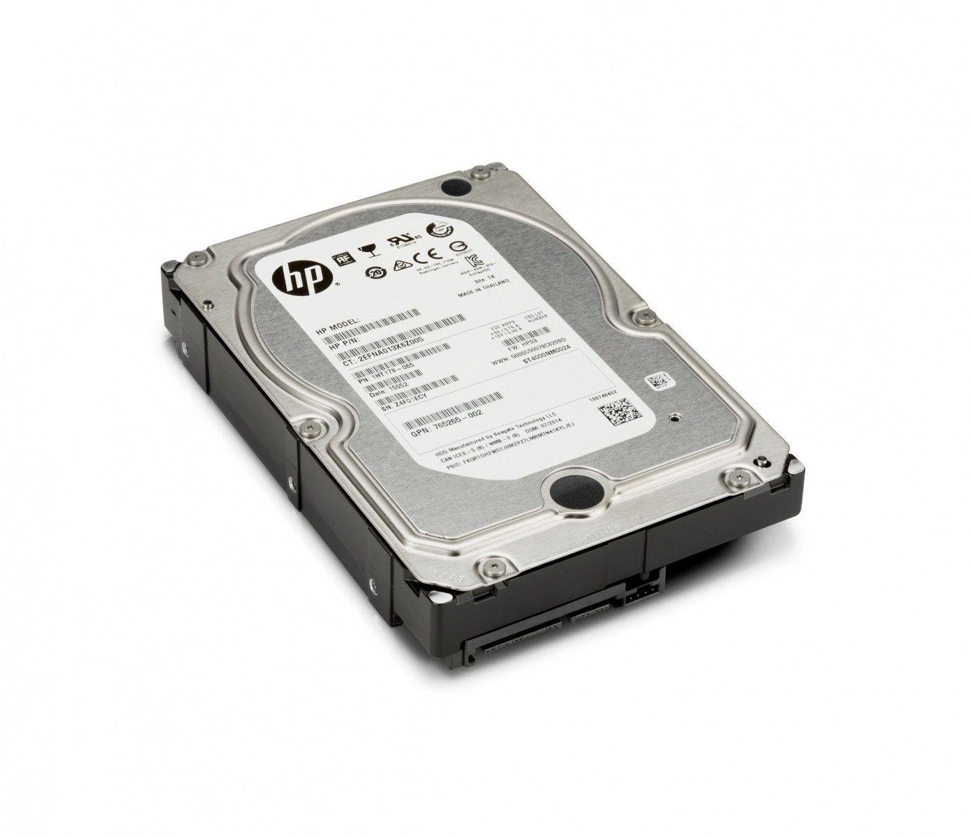 HP 2TB 6G SATA 7.2K 3.5in NHP MDL HDD 801884-B21