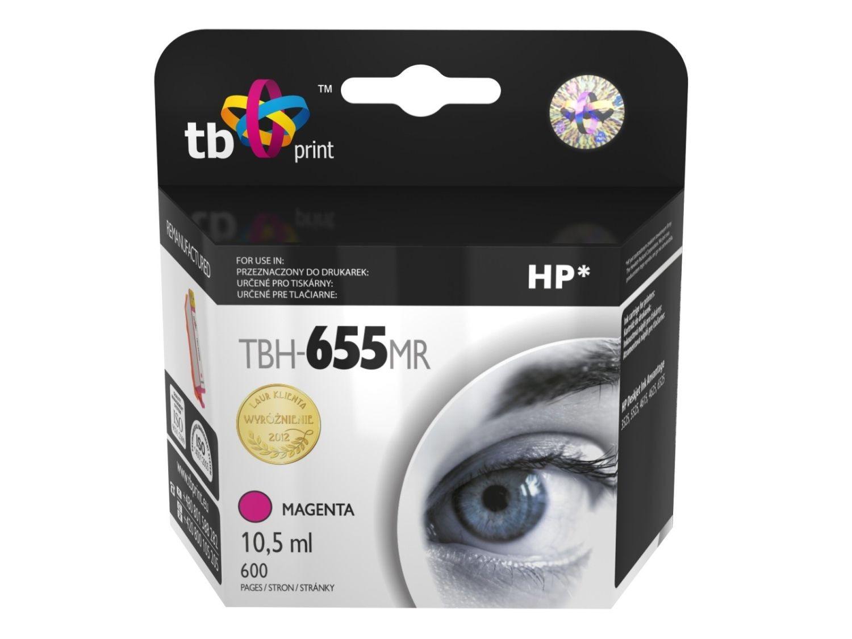 TB Print Tusz do HP DJ Advantage 3225 TBH-655MR MA ref.