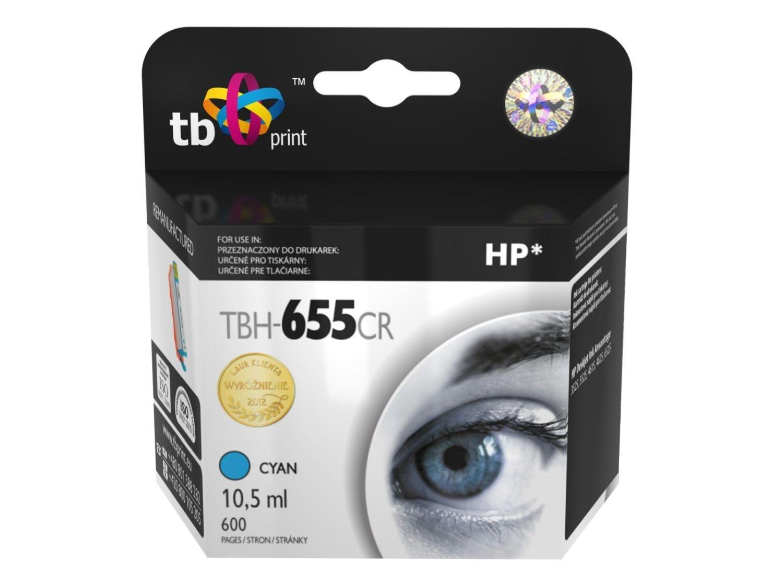 TB Print Tusz do HP DJ Advantage 3225 TBH-655CR CY ref.