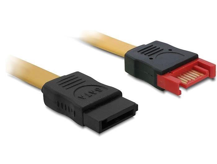 DeLOCK przedłużacz kabla zasilającego SATA 6 Gb/s (M/F) 100 cm