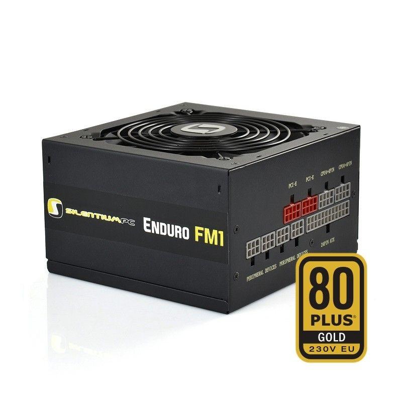 SilentiumPC Enduro FM1 Gold 650W Modularny