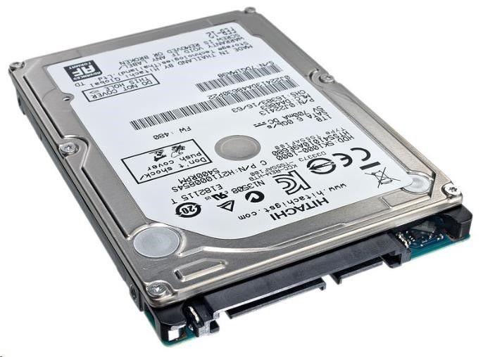 Hitachi DYSK TWARDY 2.5 1TB 5400 SATA III 8MB 5K1000 /GW.36M