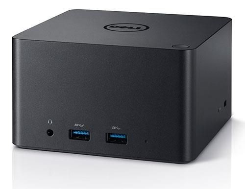 Dell Wireless Docking station (HDMI, mini DP, USB 3.0), WiGig - 65W AC Adapter