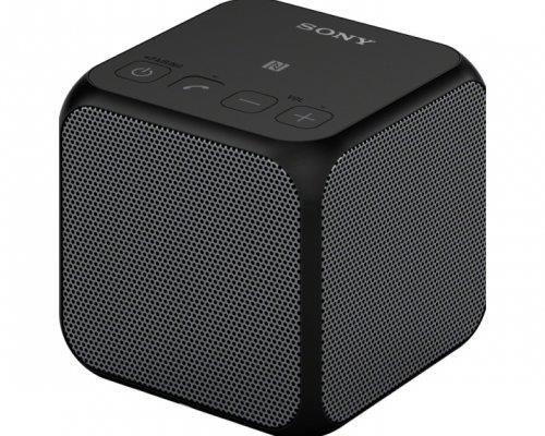 Sony Podrozny glosnik bezprzewodowy BT/NFC 2.0, 10W, passive radiator, 12 godzin pra