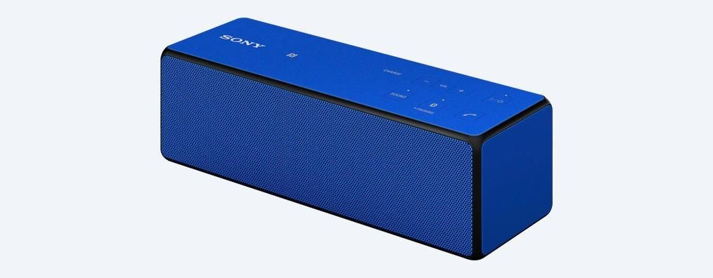 Sony Podrozny glosnik bezprzewodowy 20W BT/NFC, DSEE/ LDAC, 12 godzin pracy na wbudo