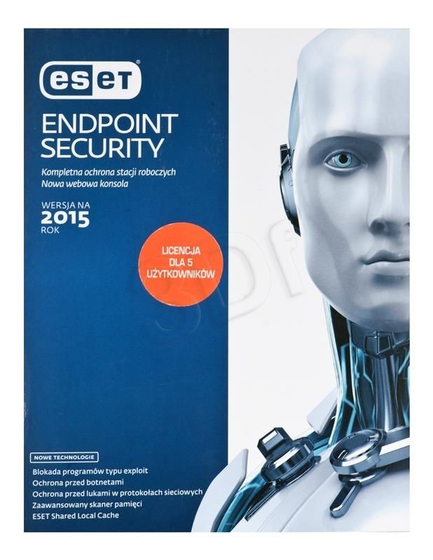 Eset Endpoint Security 5 STAN/12M
