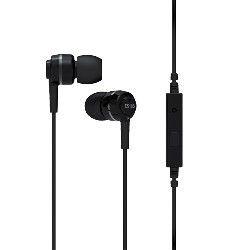 SoundMagic ES18s Czarne Słuchawki do smartfonów