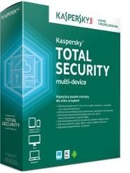 Kaspersky Total Security MD 3U-1Y