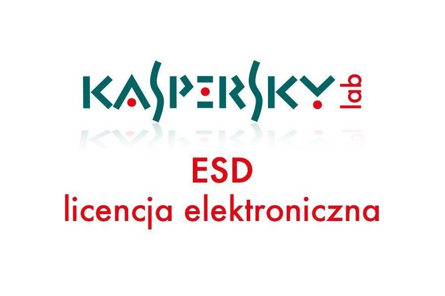 Kaspersky Total Security MD 2-2 kont. ESD