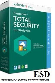 Kaspersky Total Security MD 2-2 ESD