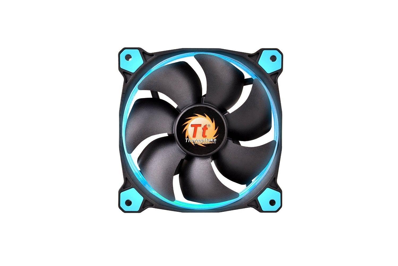 Thermaltake Wentylator - Ring 12 LED Blue (120mm, LNC, 1500 RPM) BOX