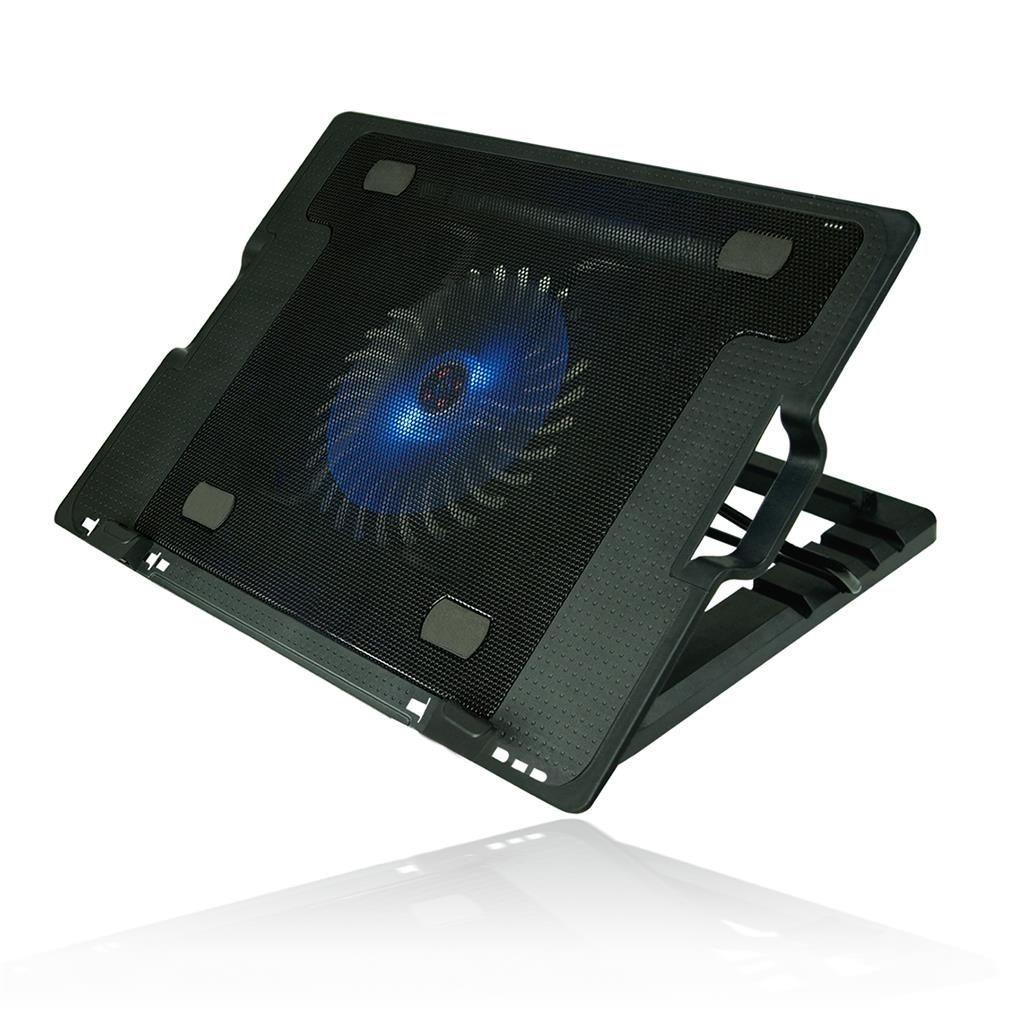 Vakoss Podstawka Chłodząca pod laptopa 17'' CZARNA LF-1860