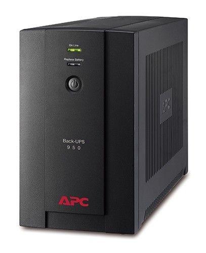 APC Back-UPS 950VA, 230V, AVR, Schuko