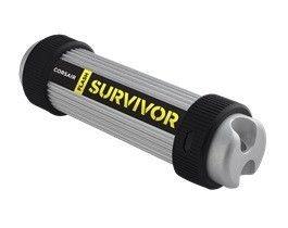 Corsair pamięć USB Survivor 64GB USB 3.0, wstrząso/wodoodporny