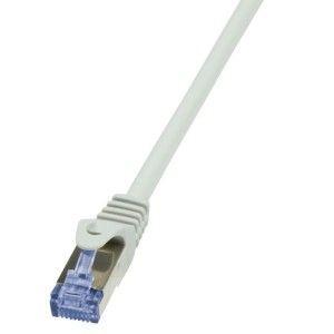 LogiLink Patchcord Cat.6A 10G S/FTP PIMF PrimeLine 5m szary