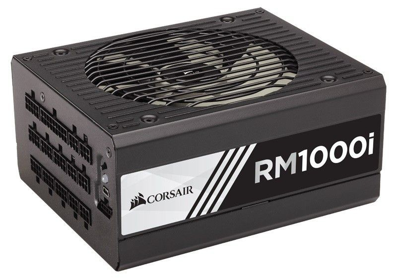 Corsair zasilacz RM1000i, 1000W, EU Version, Enthusiast Gold Series