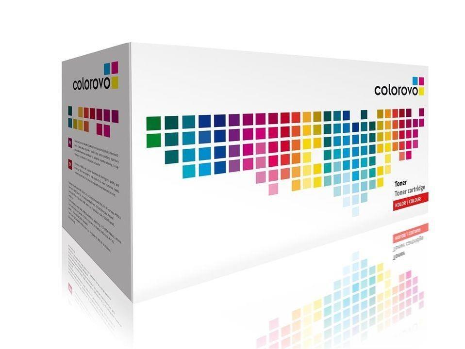 Colorovo Toner C711-Y | Yellow | 6000 pp. | Canon CRG711 | 1657B002