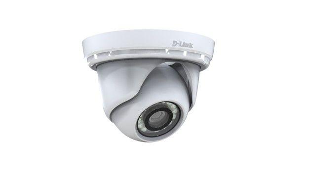 D-Link Vigilance Kamera 2 Mpx Outdoor, PoE, IP66, IR 23m, 3DNR, WDR
