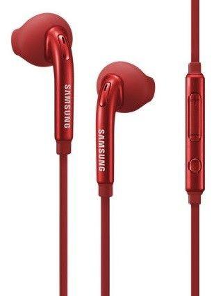 Samsung Sluchawki GS6 Hybrid Red