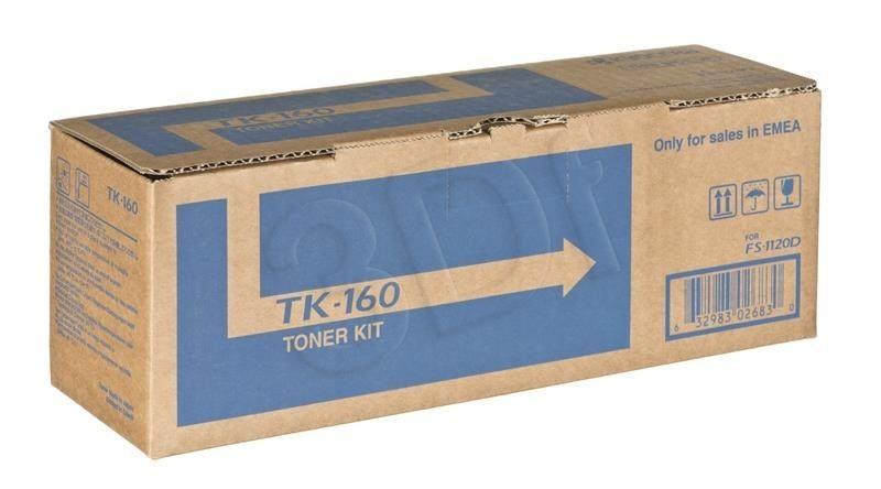 Kyocera Toner czarny TK-160=TK160=1T02LY0NL0 2500 str.