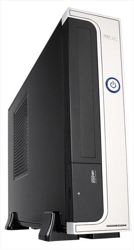 ModeCom FEEL 302 Mini ITX 96W (czarno-srebrna)