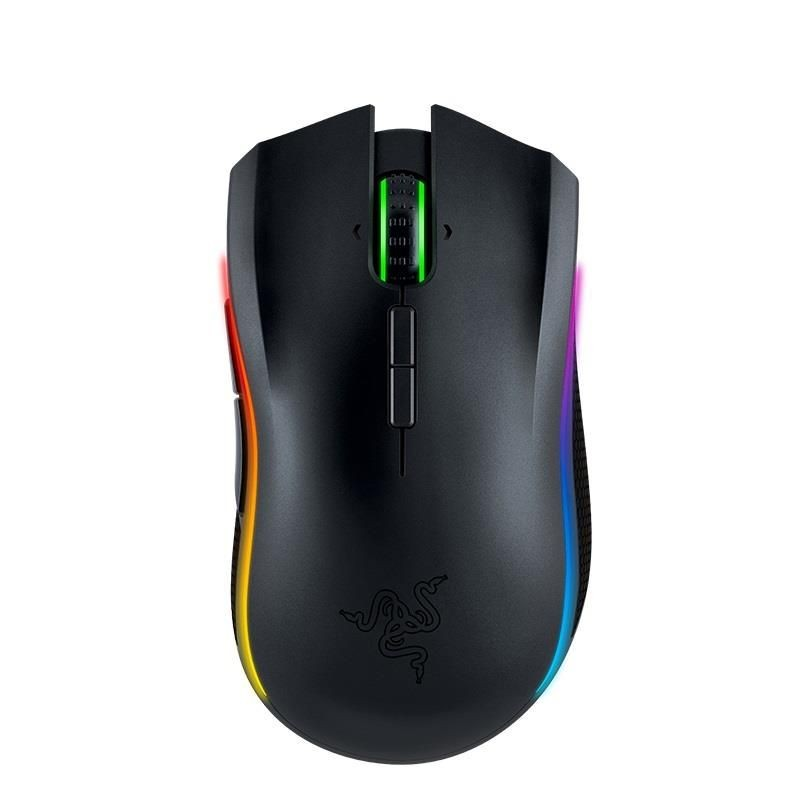 Razer Mysz Gamingowa Mamba 2015; 16 000 DPI 5G Sensor, USB/Wireless 2,4GHz
