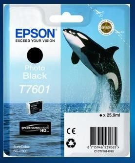 Epson Tusz/T7601 Photo Black