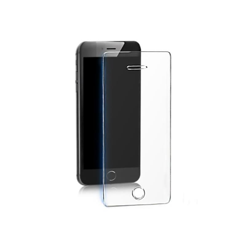 Qoltec Hartowane szkło ochronne PREMIUM do iPhone 4 | 4s