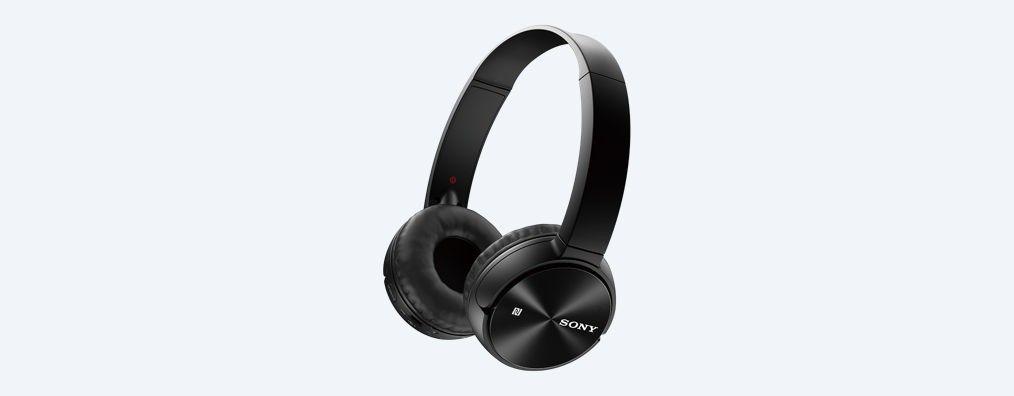Sony MDR-ZX330BT BT czarne