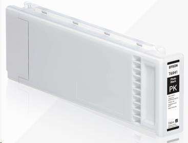 Epson Tusz Singlepack UltraChrome XD Photo Black T694100 | 700ml | SC-T3000/7000