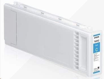 Epson Tusz Singlepack UltraChrome XD Cyan T694200 | 700ml | SC-T3000/7000/5200