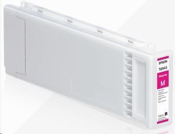 Epson Tusz Singlepack UltraChrome XD Magenta T694300   700ml   SC-T3000/7000/520