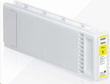 Epson Tusz Singlepack UltraChrome XD Yellow T694400| 700ml | SC-T3000/7000/5200
