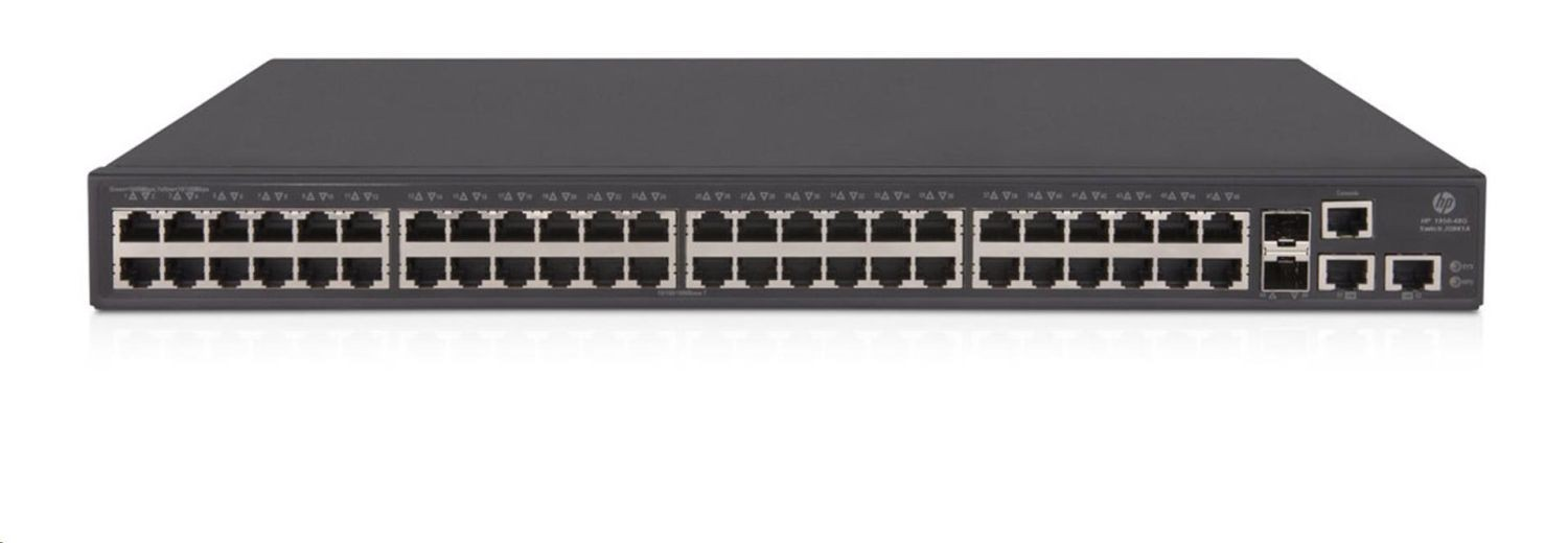 HP 1950-48G-2SFP+-2XGT Switch JG961A