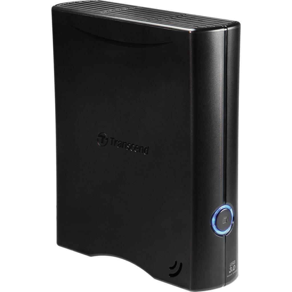 Transcend Dysk zewnętrzny 35T3 Turbo 8TB HDD 3.5'' USB 3.0