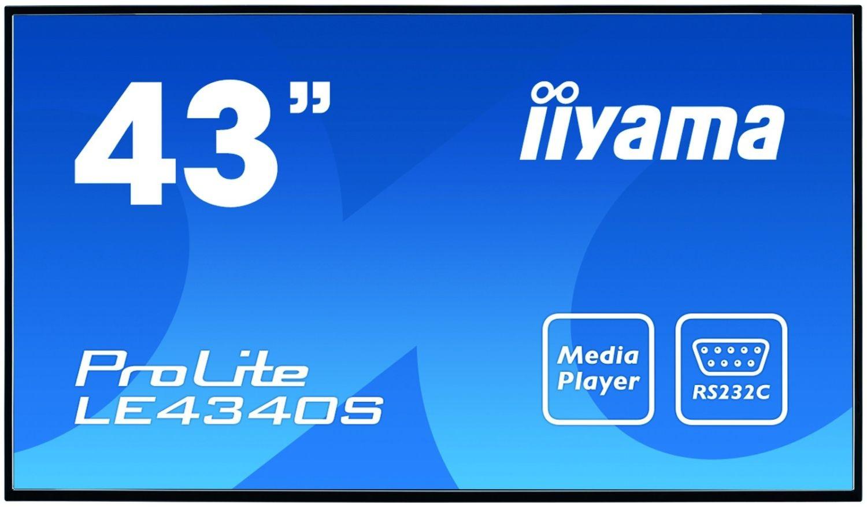 iiyama Monitor LE4340S-B 42inch