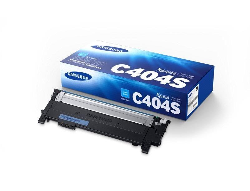 Samsung Toner cyan CLT-C404S | 1 000str | SL-C430/C430W/C480/C480W/C480FN/C480FW