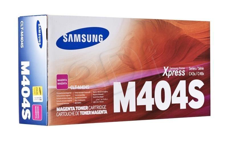 Samsung Toner Samsung czerowny CLTM404S=CLT-M404S 1000 str.