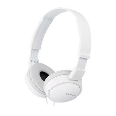 Sony SONY stereo sluchátka MDR-ZX110, bílá