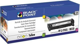 Black Point Toner Black Point LCBPHCP2025Y | Yellow | 3150 str. | HP CC532A