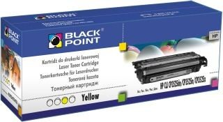 Black Point Toner Black Point LCBPH3525Y | Yellow | 7000 str. | HP CE252A