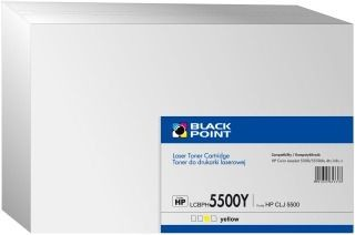 Black Point Toner Black Point LCBPH5500Y | Yellow | 12000 str. | HP C9732A