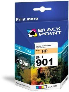 Black Point Tusz Black Point BPH901 | Color | 20 ml | HP CC656AE