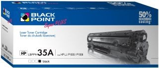 Black Point Toner Black Point LBPPH35A | Black | 2200 str. | HP CB435A