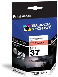 Black Point Tusz Black Point BPC37 | Black | 11 ml | 250 str. | Canon PG-37