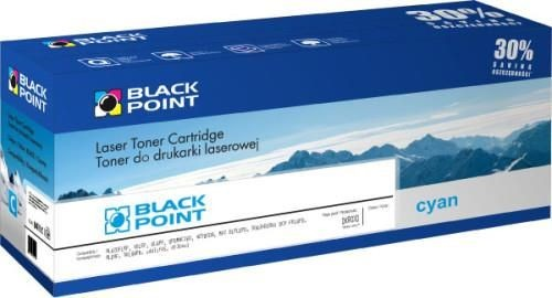 Black Point Toner Black Point LCBPH401C | cyan | 7980 str. | HP CE401A