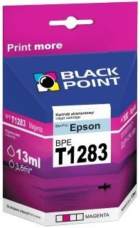 Black Point Tusz Black Point BPET1283 | Magenta | 13 ml | Epson T1283