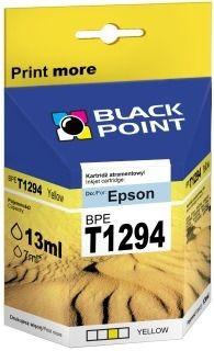 Black Point Tusz Black Point BPET1294   Yellow   13 ml   Epson T1294